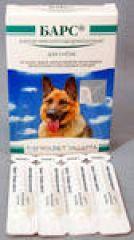 Капли противопаразитарные «Барс» для собак