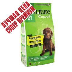 Pronature Original Deluxe Puppy - сухой корм для щенков всех пород (без кукурузы, пшеницы, сои)