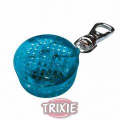 Флеш-брелок светящийся синий для собак и кошек Trixie TX-13442