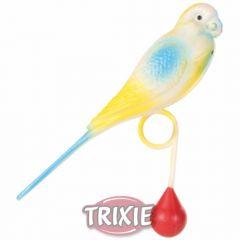 Игрушка-подружка пластиковая для птиц Trixie TX-531