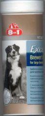 8in1 Vitality Brewers Yeast for large breeds - пивные дрожжи с чесноком для собак крупных пород