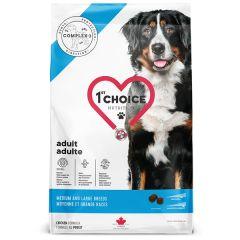 1st Choice (Фест Чойс) Adult Medium and Large breed - сухой корм для взрослых собак средних и крупных пород