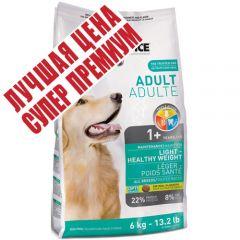 1st Choice (Фест Чойс) Light Healthy Weight - сухой облегченный корм для взрослых собак всех пород с избыточным весом