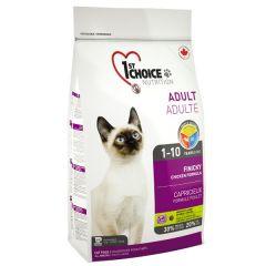 1st Choice Active Cat Финики - сухой корм для активных и переборчивых взрослых кошек и котов (с курицей)
