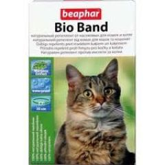 Beaphar Bio Band - противопаразитарный ошейник для кошек