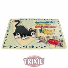Коврик под миску для еды Trixie TX-24542