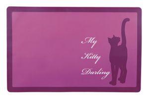 Коврик под миску для еды My Kitty Darling Trixie 24473