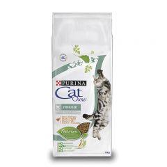 Cat Chow Sterilized (Кэт Чау Стерилизед) сухой корм для взрослых стерилизованных, кастрированных котов и кошек