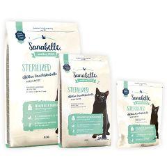 Корм Бош Санабелль Стерилизед (Bosch Sanabelle STERILISED) сухой корм супер премиум класса для стерилизованных кастрированных кошек