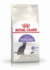 Royal Canin Sterilised роял канин сухой корм для стерилизованных взрослых кошек  в возрасте от 1 до 7 лет