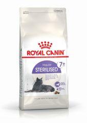 Royal Canin Sterilised 7+ роял канин сухой корм для стерилизованных взрослых пожилых кошек старше 7 лет