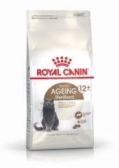 Royal Canin Sterilised 12+ роял канин сухой корм для стерилизованных пожилых кошек в возрасте старше 12 лет