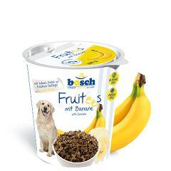 Bosch Fruitees mit Banane Лакомство для собак всех пород с бананом