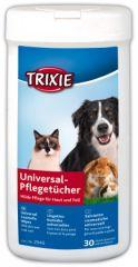 Салфетки с алоэ вера универсальные для собак и щенков Трикси 2940