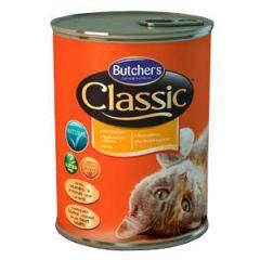 Butcher's Classic Консерва Бутчерс с курицей для кошек