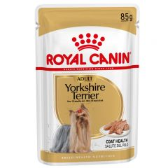 Royal Canin (Роял Канин) Yorkshire Terrier Adult (пауч, паштет)