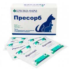 Пресорб для дезинтоксикации организма животных, Креома-Фарм