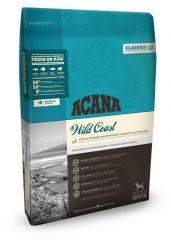 Acana (Акана) Wild Coast - сухой корм с рыбой, для взрослых собак и щенков всех пород и возрастов