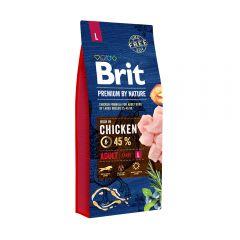Brit Premium (Брит премиум) Adult L сухой корм для взрослых собак крупных пород