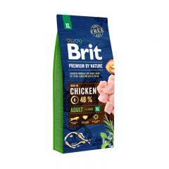 Brit Premium (Брит премиум) Adult XL сухой корм для взрослых собак гигантских пород