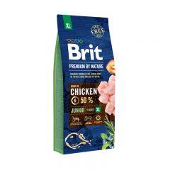 Brit Premium (Брит премиум) Junior XL сухой корм для щенков и молодых собак гигантских пород
