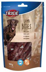 Лакомство для собак всех пород ломтики баранины PREMIO Lamb Bites Trixie Трикси 31544