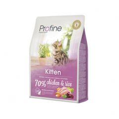 Profine Cat Kitten сухой корм с натуральным куриным мясом и рисом для котят