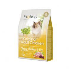 Profine Cat Original сухой корм из натурального куриного мяса и риса для кошек и котов