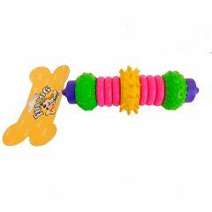 Игрушка для собак косточка с кольцами PetWorx (ПетВоркс) PRT-0004 (16,0 см)