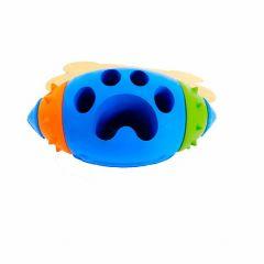 Игрушка для собак мяч регби PetWorx (ПетВоркс) PRT-2013 (10,2 см)