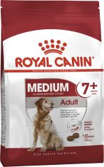 Royal Canin (Роял канин) Medium Adult 7+ сухой корм для пожилых взрослых собак средних медиум пород