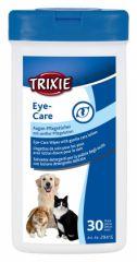 Влажные салфетки очищающие для глаз Трикси 29415