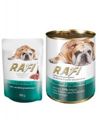 Dolina Notice RafiDog консерва паштет с ягненком для собак