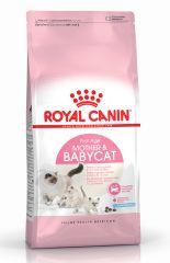 Royal Canin Mother & Babycat - роял канин сухой корм для котят до 4 месяцев, беременных и кормящих кошек
