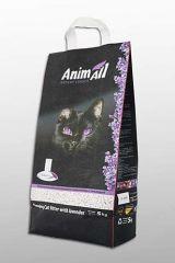 AnimAll (Энимал) наполнитель бентонитовый для котов, с ароматом лаванды, 5 кг