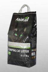 AnimAll (Энимал) наполнитель бентонитовый для котов, БЕЗ аромата, 5 кг