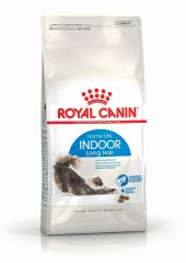 Royal Canin Indoor long hair 35 сухой корм роял канин для домашних длинношерстных кошек