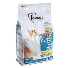 1st Choice Urinary Health - сухой корм диета для взрослых кошек и котов склонных к МБК (мочекаменная болезнь)
