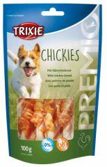 Лакомство для собак всех пород Chickies кальций и куриная грудка Трикси 31591