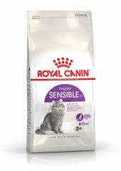 Royal Canin Sensible (чувствительное пищеварение) сухой корм для взрослых кошек