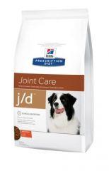 Hills Prescription Diet Canine j/d Лечебный сухой корм для собак, суставная боль у собак, артриты, мобильность суставов