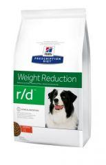 Hills Prescription Diet Canine r/d лечебный сухой корм для собак при ожирении