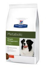 Hills Prescription Diet Canine Metabolic Лечебный сухой корм для собак для снижения и поддержания веса