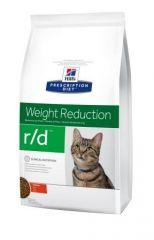 Hills Prescription Diet Weight Reduction r/d Chicken Лечебный корм для снижения веса у кошек