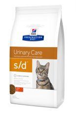 Hills Prescription Diet Urinary Care s/d Chicken Лечебный корм для мочевыводящих путей у кошек