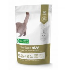 Nature's Protection Sterilised Сухой корм для стерилизованных котов и кошек
