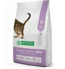 Nature's Protection Sensitive Digestion Сухой корм для взрослых кошек с чувствительным пищеварением