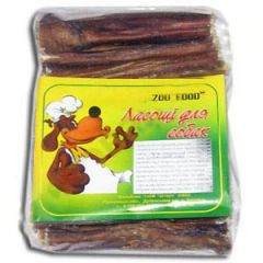 Пенис говяжий сушеный, для собак