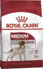 Royal Canin (Роял канин) Medium Adult сухой корм для взрослых собак средних медиум пород