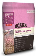 Acana (Акана) Grass-Fed Lamb - сухой корм с ягненком и яблоками для взрослых собак всех пород